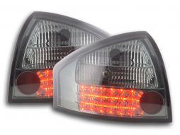 LED Rückleuchten Set Audi A6 Limousine Typ 4B Bj. 97-03 schwarz
