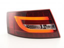 Rückleuchten gebraucht LED Audi A6 Limo (4F) Bj. 04-08 rot/klar