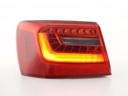 Spare parts taillight LED left Audi A6 Avant (4G) Yr. 2010-