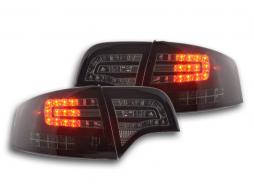 Taillights LED Audi A4 Limo (B7/8E) Yr. 04-08 black