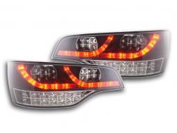 LED Rückleuchten Set Audi Q7 Typ 4L Bj. 06- schwarz