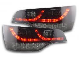 Rückleuchten LED gebraucht Audi Q7 (4L) Bj. 05-09 schwarz