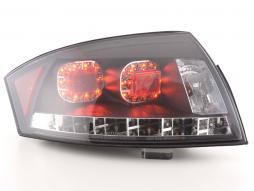 Led Taillights Audi TT Typ 8N Yr. 99-06 black