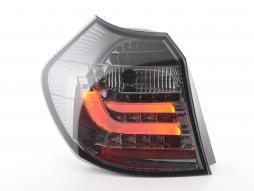 Led Taillights BMW 1er E87/E81 3/5-Dr. Yr. 07-11 black