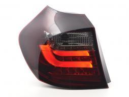 Led Rückleuchten gebraucht BMW 1er E87/E81 3/5-trg. Bj. 07-11 rot/schwarz