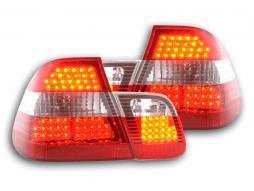 Led Rückleuchten BMW 3er E46 Limousine Bj. 98-01 rot/klar