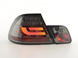 Taillights LED BMW 3er E46 Coupe Yr. 03-07 black
