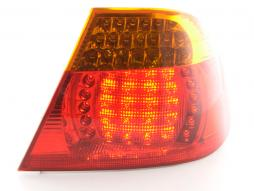 Spare parts Taillights right BMW serie 3 Coupe type E46 Yr. 03-06, yellow/red