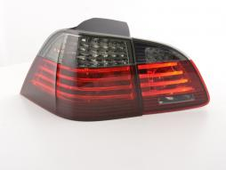 Taillights LED BMW serie 5 Touring E61 Yr. 2003-2006 red/black