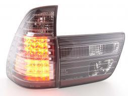 Led Rückleuchten BMW X5 Typ E53 98-02 schwarz