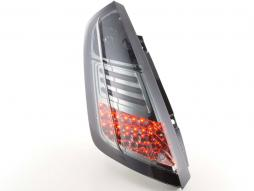 Led Taillights Fiat Grande Punto type 199 Yr. 05- black