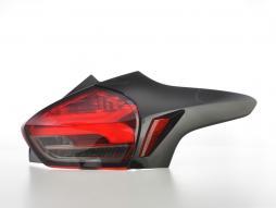 LED Rückleuchten Ford Focus 3 5-Türer Schrägheck Bj. 14-18 rot/smoke