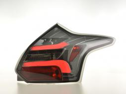 LED feux arriéres Ford Focus 3 hatchback année de costr.  11-14 smoke