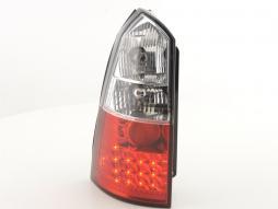 LED Rückleuchten Set Ford Focus Turnier DNW Bj. 98-04 klar/rot