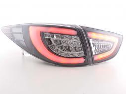 Rückleuchten Set LED Hyundai ix35 Bj. 2009- schwarz