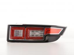 LED Rückleuchten Set Land Rover Range Rover Evoque Bj. ab 2011 chrom