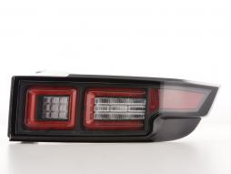LED Rückleuchten Set Land Rover Range Rover Evoque Bj. ab 2011 schwarz