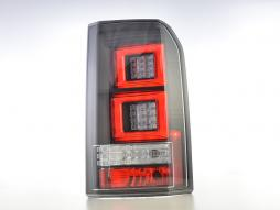 Led Taillights Land Rover Discovery Yr. from 2010 black
