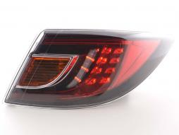 Spare parts Taillights right Mazda 6 type GH Yr. 08-10 red, for saloon.