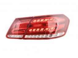 LED Rückleuchten Mercedes-Benz E-Klasse W212 Limo Bj. 13-16 rot/klar