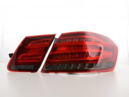 Led Rückleuchten Mercedes Benz E-Klasse Limo W212 Bj. ab 2013 rot/schwarz