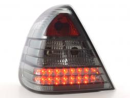 Led Rear lights Mercedes C-Class type W202 Yr. 96-00 black