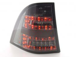 Led Taillights Mercedes M-Class type W163 Yr. 98-05 black