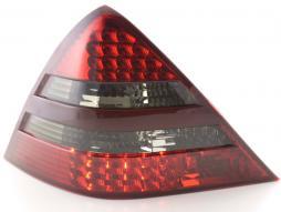 LED Rückleuchten Set Mercedes SLK 170 Bj. 96-04 rot/schwarz