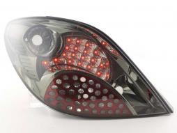 LED Rückleuchten Set Peugeot 207 Bj.06-09 schwarz