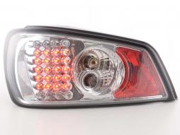 Led Taillights Peugeot 306 3/5 dr. Yr. 97-00 chrome