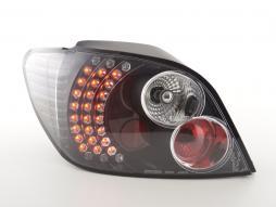LED Rückleuchten Set Peugeot 307 Bj. 01-04 schwarz