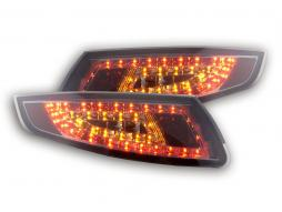 Led Taillights Porsche 911 type 997 Yr. 05-09 black