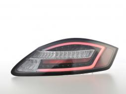 LED rear lights Porsche Boxster type 987 Yr. 04-09 black