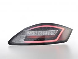 LED rear lights Porsche Boxster Typ 987 Yr. 04-09 black