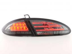 Led Taillights Seat Leon Typ 1P Yr. 05- black