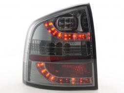 LED Rückleuchten Set Skoda Octavia Combi Typ 1Z Bj. 05-12 schwarz