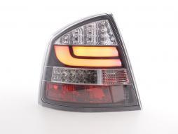 LED Rückleuchten Set Skoda Octavia 1Z Limo Bj. 05-12 schwarz