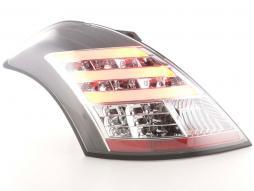 LED Rückleuchten Set Suzuki Swift Bj. 2011- schwarz