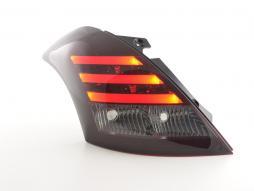 LED Rückleuchten Set Suzuki Swift Sport Bj. 2011-2013 rot/schwarz
