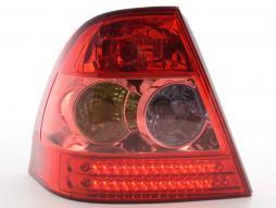 LED Rückleuchten Set Toyota Corolla Stufenheck Typ E12 Bj. 02-04 rot