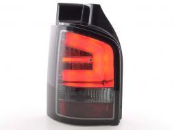 Rückleuchten Set LED VW T5 Bj. 2010- schwarz