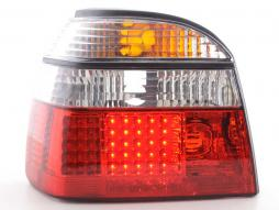 Led Rückleuchten VW Golf 3 Typ 1HXO Bj. 92-97 klar/rot