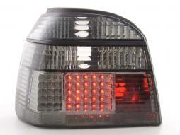 Led Rückleuchten VW Golf 3 Typ 1HXO Bj. 92-97 schwarz