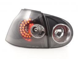 LED Rückleuchten Set VW Golf 5 Typ 1K Bj. 2003-2008 schwarz für Rechtslenker