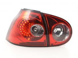 LED Rückleuchten Set VW Golf 5 Typ 1K Bj. 2003-2008 rot  für Rechtslenker