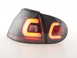 LED Rückleuchten Set VW Golf 5 Bj. 03-08 schwarz