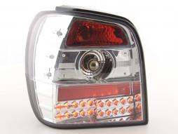 Led Taillights VW Polo type 6N Yr. 94-99 chrome