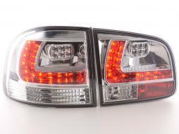 Led Rückleuchten VW Touareg Typ 7L Bj. 03-09 chrom