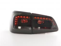 Led Taillights VW Touran Yr. 11- black