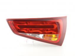 Verschleißteile Rückleuchte rechts Audi A1 (8X) Bj. 10- rot/klar